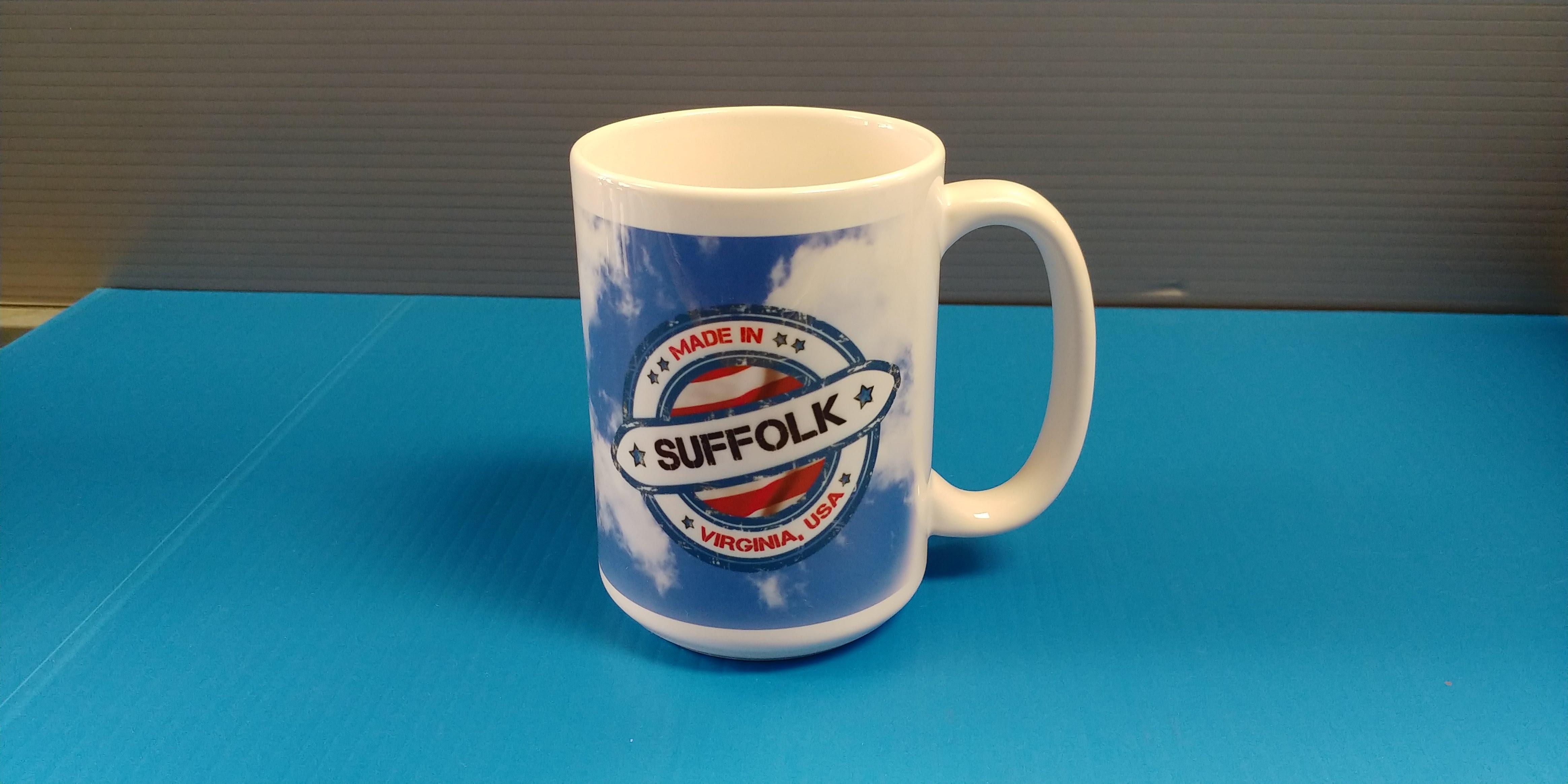 Made in Suffolk - 15oz Mug