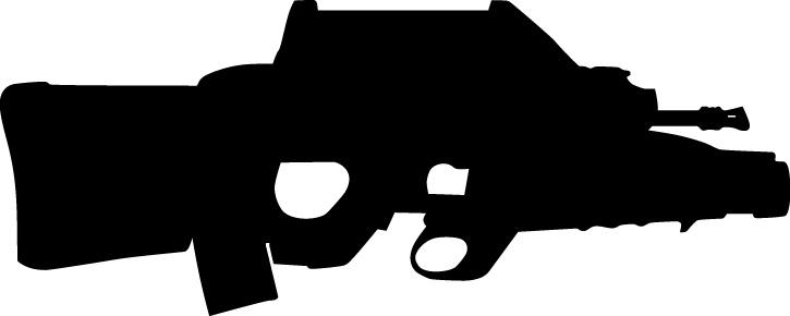 FN F2000 (w/launcher)