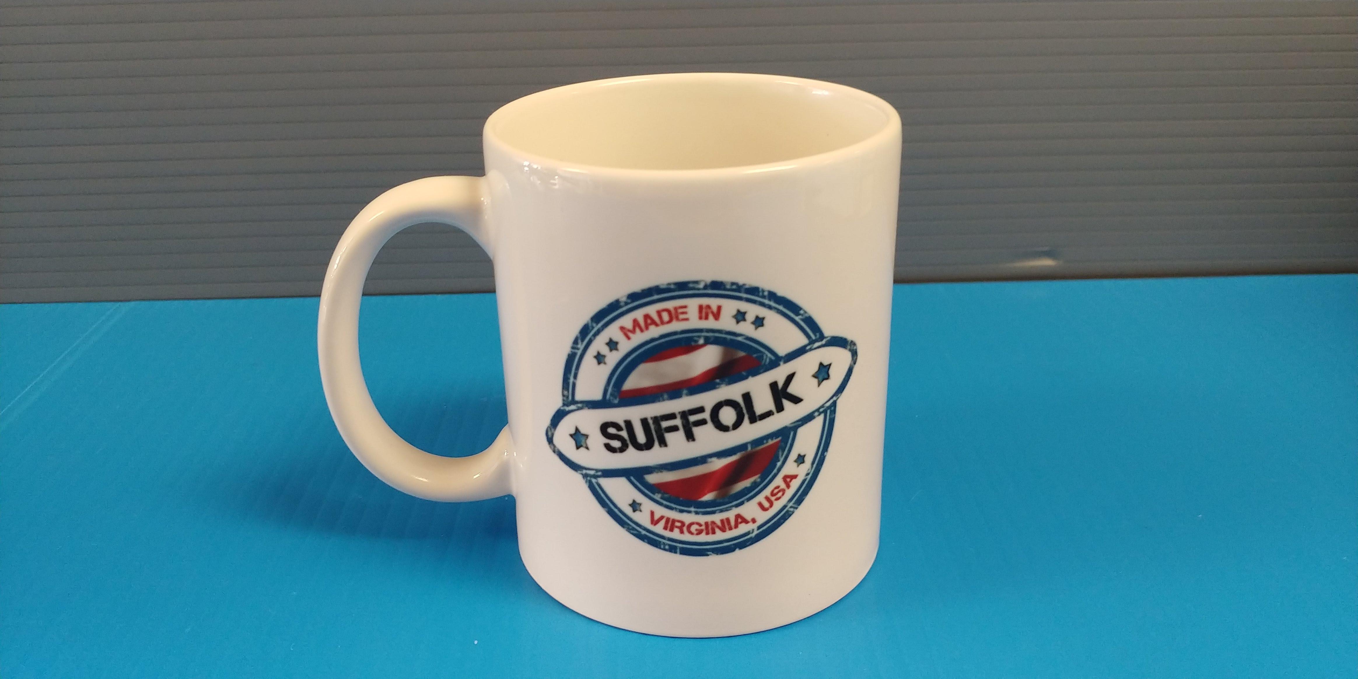 Made In Suffolk - 11oz Mug