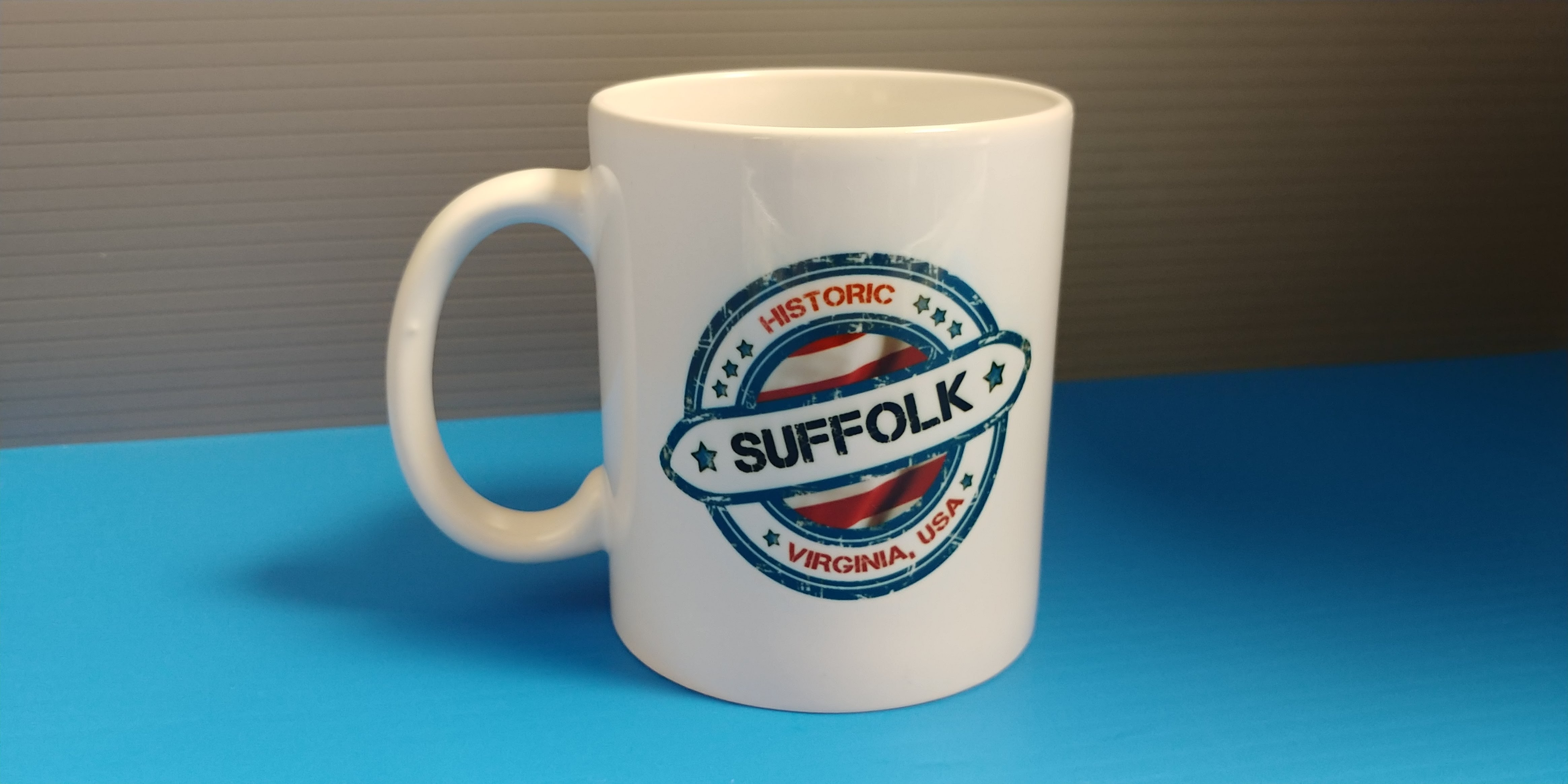 Historic Suffolk - 11oz Mug